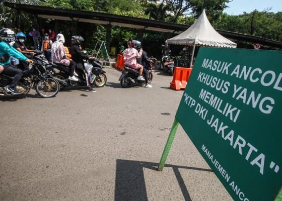Nusabali.com - dki-jakarta-berlakukan-masuk-tempat-wisata-wajib-ber-ktp-jakarta