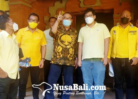 Nusabali.com - pencapresan-airlangga-menguat-putra-mahkota-mulai-roadshow