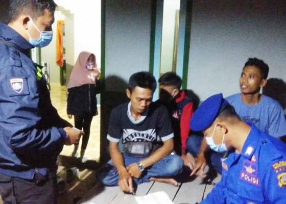 Nusabali.com - polisi-gagalkan-belasan-pemudik-jalur-laut