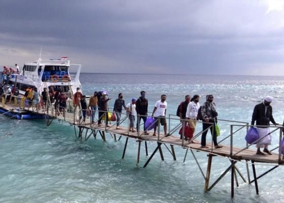 Nusabali.com - menhub-targetkan-pembangunan-pelabuhan-di-nusa-penida-selesai-2022