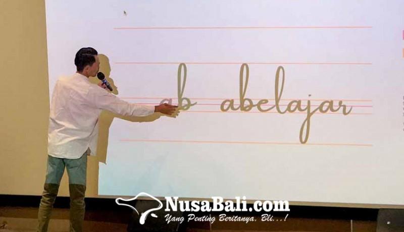 www.nusabali.com-bekraf-denpasar-gelar-workshop-pembuatan-font