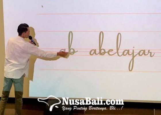 Nusabali.com - bekraf-denpasar-gelar-workshop-pembuatan-font