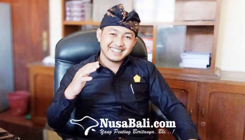 www.nusabali.com-dewan-usul-pengadaan-seragam-endek