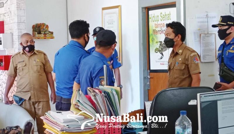 www.nusabali.com-damkar-data-penyediaan-apar-di-perkantoran