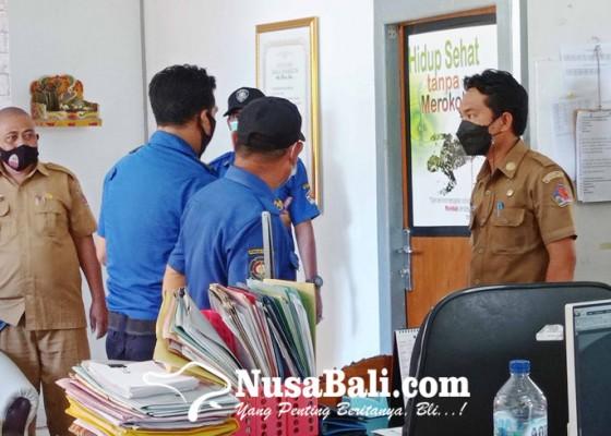 Nusabali.com - damkar-data-penyediaan-apar-di-perkantoran