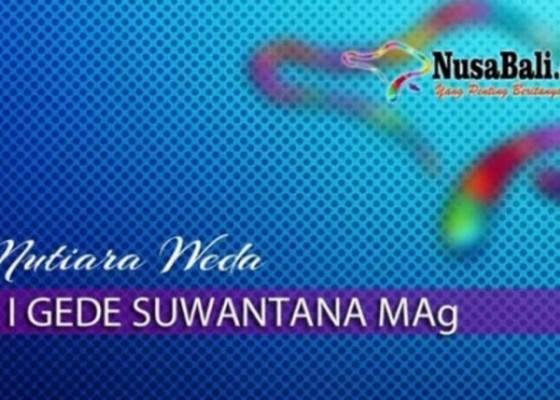 Nusabali.com - mutiara-weda-rasa-puas-dan-meditasi