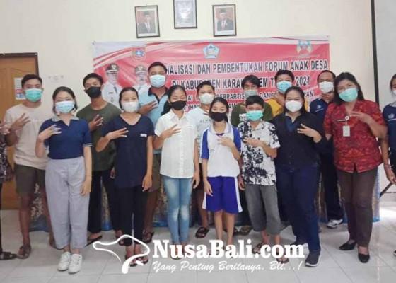 Nusabali.com - perbekel-pesedahan-kukuhkan-pengurus-fad