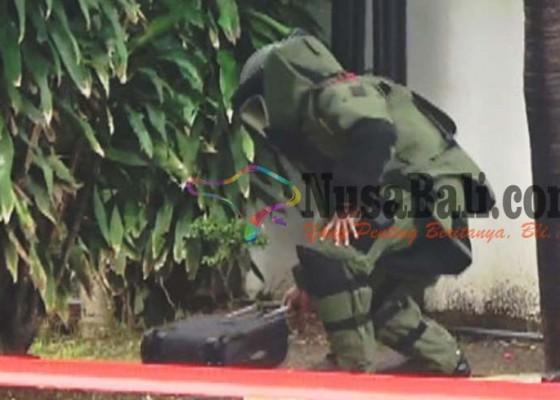 Nusabali.com - dicurigai-berisi-bom-ternyata-dalam-keadaan-kosong