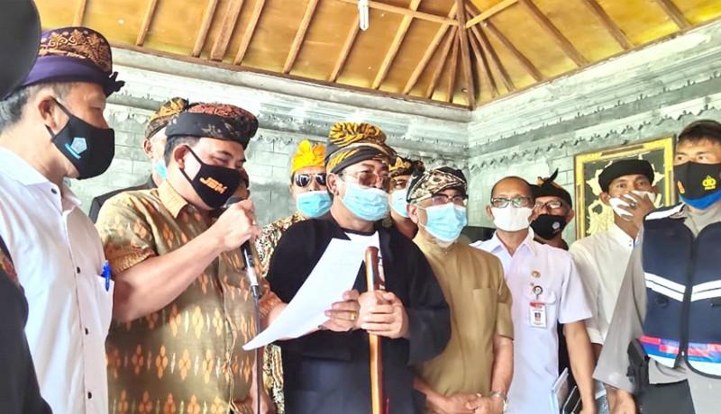 www.nusabali.com-bendesa-adat-se-kecamatan-busungbiu-deklarasi-tolak-sampradaya