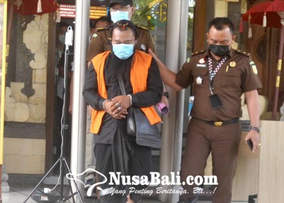 Nusabali.com - oknum-sulinggih-cabul-dituntut-6-tahun-penjara