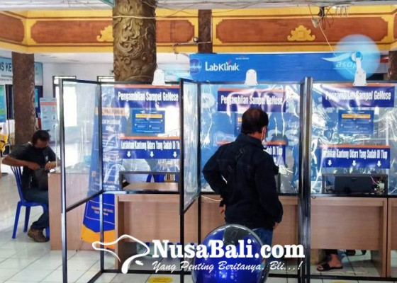 Nusabali.com - warga-tanpa-suket-wajib-rapid-test-antigen