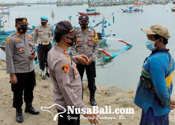 Nusabali.com - cegah-penyelundup-polsek-negara-atensi-kawasan-pesisir