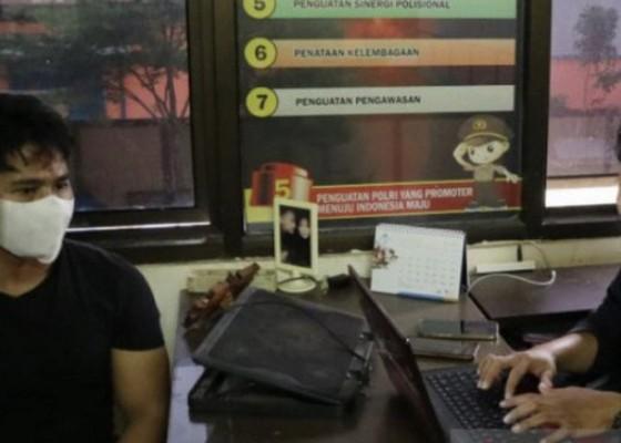 Nusabali.com - nekat-perampok-bank-mandiri-ini-gunakan-pistol-dan-bom-mainan