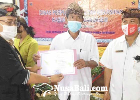Nusabali.com - dua-perpustakaan-sekolah-lolos-akreditasi-nasional