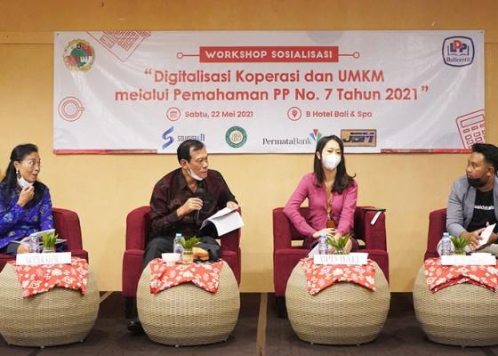 Nusabali.com - ldp-balicertif-sosialisasikan-digitalisasi-koperasi-dan-umkm