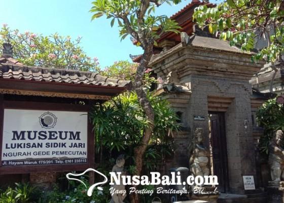 Nusabali.com - museum-lukisan-sidik-jari-denpasar-unik-dan-edukatif