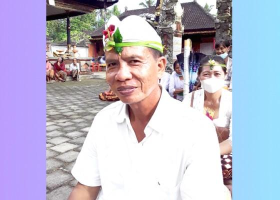 Nusabali.com - dinobatkan-jadi-bendesa-sekala-niskala
