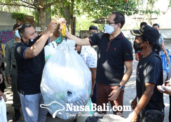 Nusabali.com - 1-kg-sampah-plastik-ditukar-1-kg-beras