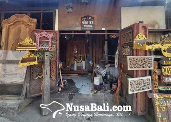 Nusabali.com - seni-ukir-bali-bertahan-di-tengah-terpaan-pandemi
