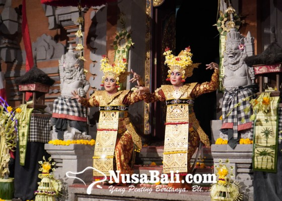 Nusabali.com - legong-lanang-nandira-jaya-pangus-dikupas-dalam-talkshow-dan-pentas-virtual