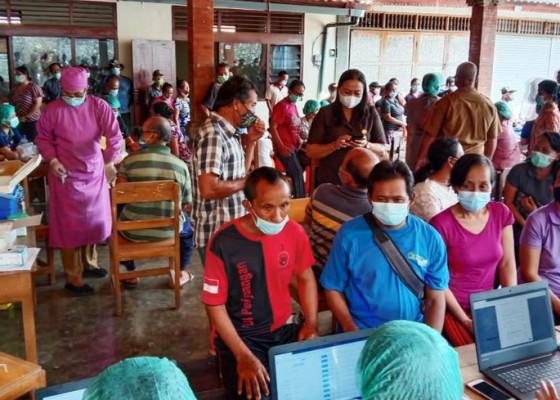 Nusabali.com - capaian-vaksinasi-di-tabanan-tak-sesuai-target