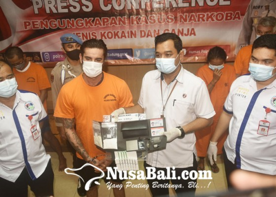 Nusabali.com - jualan-kokain-bule-italia-dijuk