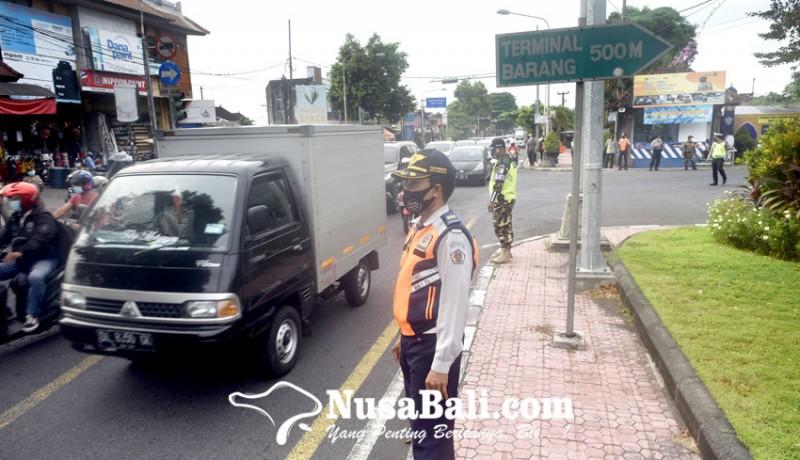 www.nusabali.com-pengetatan-arus-balik-lebaran-masuk-denpasar-diperpanjang