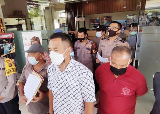 Nusabali.com - tabungan-tak-bisa-ditarik-nasabah-lpd-lapor-polisi