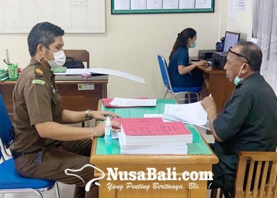 Nusabali.com - berkas-perkara-pen-dilimpahkan-ke-pengadilan-tipikor-denpasar
