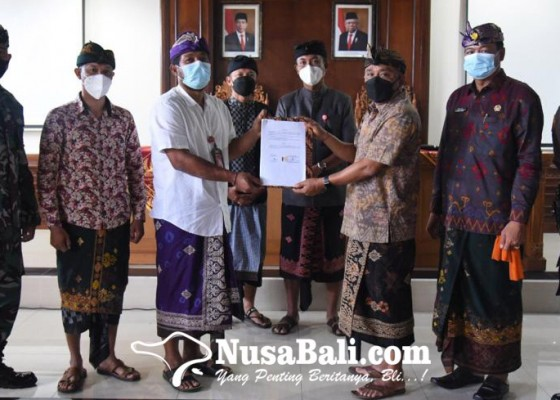 Nusabali.com - partisipasi-pemilih-rendah-kelurahan-jimbaran-disasar-kpu-bali