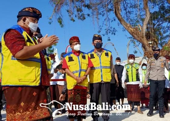 Nusabali.com - pembangunan-embung-sanur-dimulai