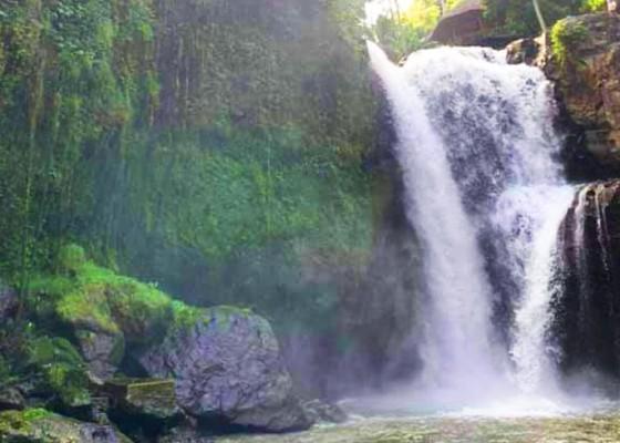 Nusabali.com - objek-wisata-air-terjun-tegenungan-butuh-dukungan-wisatawan-lokal