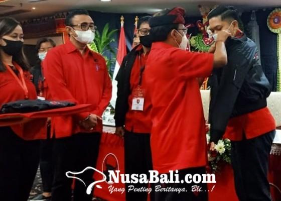 Nusabali.com - jelang-2024-pdip-bali-perkuat-pasukan-udara