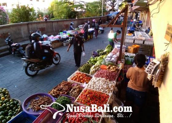 Nusabali.com - 400-pedagang-pasar-kumbasari-akan-direlokasi