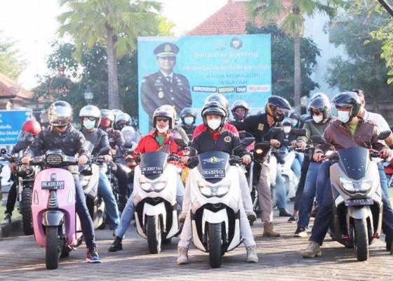 Nusabali.com - polres-badung-beri-contoh-tertib-lalu-lintas-lewat-touring
