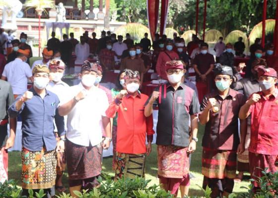 Nusabali.com - kesepakatan-bersama-wabup-gubernur