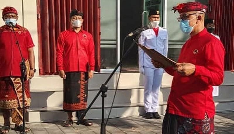 NUSABALI.com - Peringati Hari Lahir Pancasila, PDIP Bangli ...