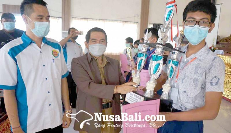www.nusabali.com-siswa-smpn-3-denpasar-raih-juara-kst-vii-ipa