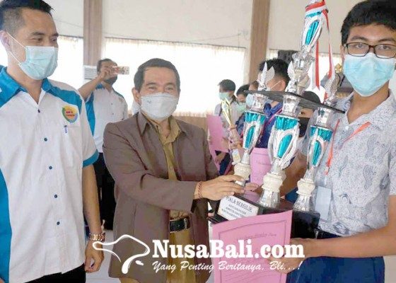 Nusabali.com - siswa-smpn-3-denpasar-raih-juara-kst-vii-ipa
