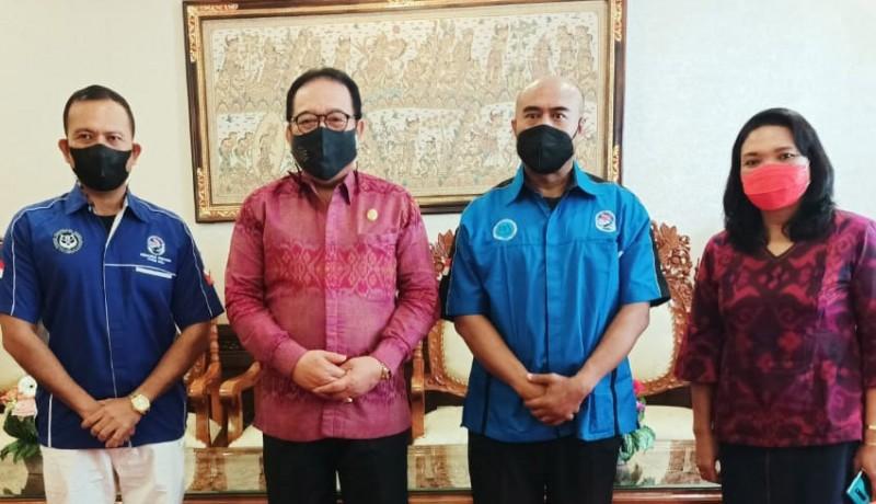 www.nusabali.com-klungkung-gelar-coaching-clinic-selam