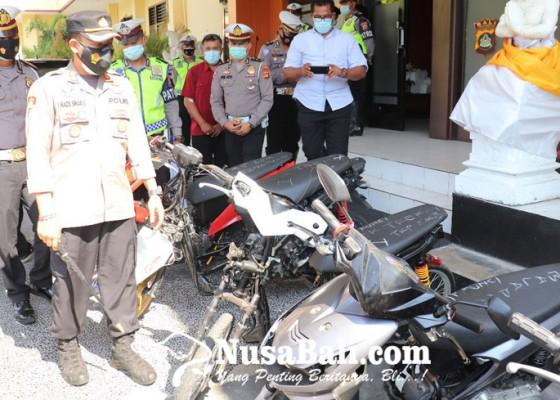 Nusabali.com - balap-liar-dua-joki-diciduk