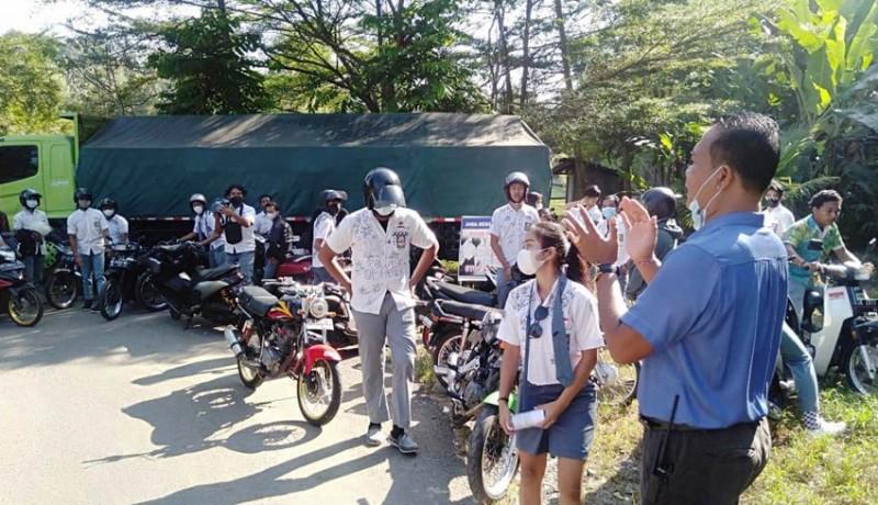 www.nusabali.com-berkerumun-aparat-bubarkan-perayaan-kelulusan-smk