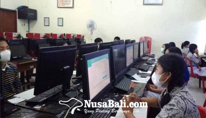 www.nusabali.com-ksn-hari-pertama-lombakan-lima-mata-pelajaran