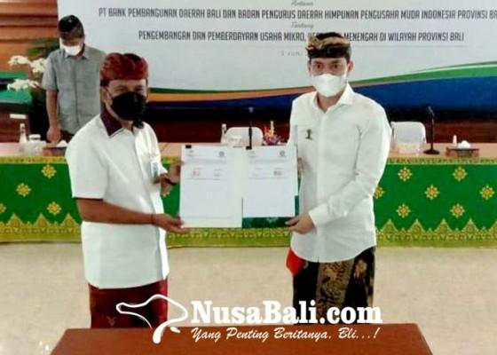 Nusabali.com - bank-bpd-bali-gandeng-hipmi-bali