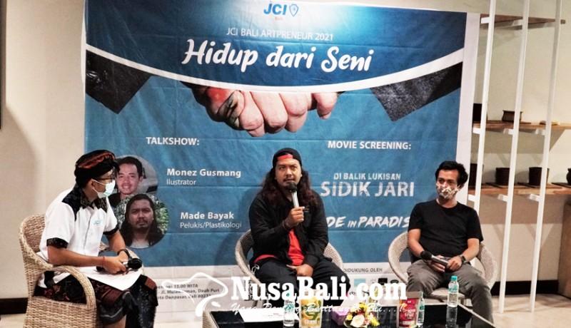 www.nusabali.com-jci-artpreneur-2021-bangkitkan-dan-semangati-seniman-di-masa-pandemi