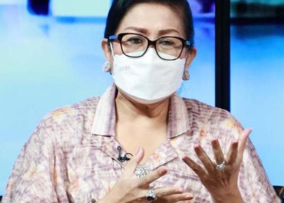 Nusabali.com - putri-koster-pandemi-belum-reda-masyarakat-mesti-bersatu