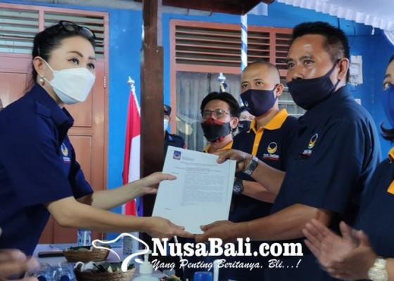 Nusabali.com - nasdem-jembrana-pasang-target-bentuk-fraksi-di-pileg-2024