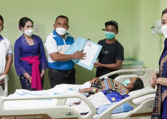 Nusabali.com - permudah-adminduk-bupati-tamba-launching-layanan-dokter-sayang