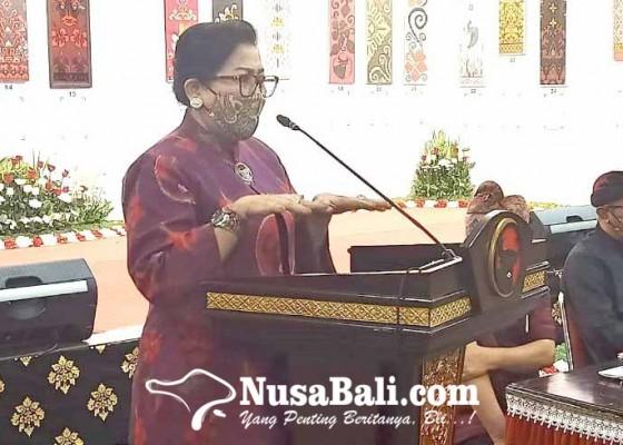 Nusabali.com - pdip-gelar-workshop-desain-endek-bali