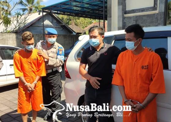 Nusabali.com - eks-karyawan-hotel-ajak-kakak-ipar-bobol-sekolah-buat-curi-laptop
